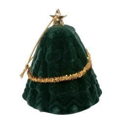 Krabička vánoční stromeček