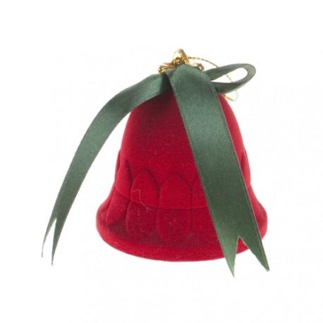 Krabička vánoční zvoneček