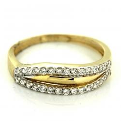 Zlatý prsten AZHF-5