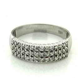 Zlatý prsten R88/W