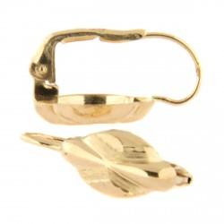Zlaté náušnice N0084