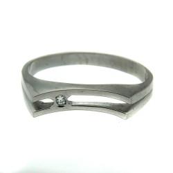 Zlatý prsten R47/W