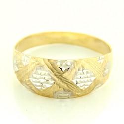 Zlatý prsten R10157-1159