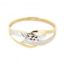Zlatý prsten TS521