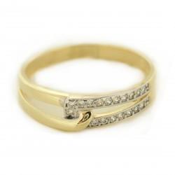 Zlatý prsten TYZ1299