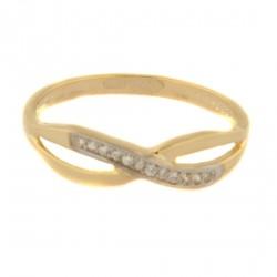 Zlatý prsten PAR0249