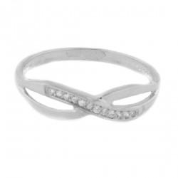 Zlatý prsten PAR0249W
