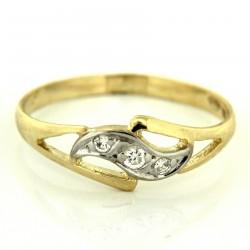 Zlatý prsten A-HF-11