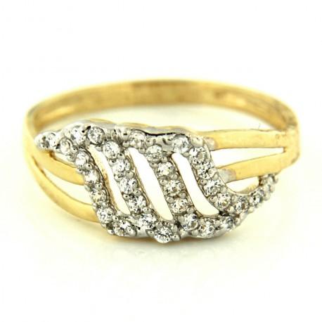 Zlatý prsten YUHF-58