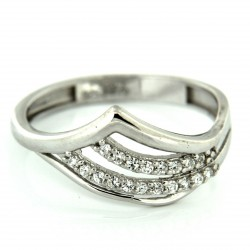 Zlatý prsten AZR140 W