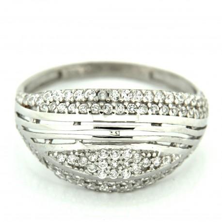 Zlatý prsten MLR80 W