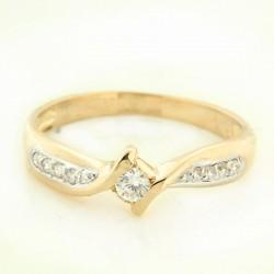Zlatý prsten XYZ-1419