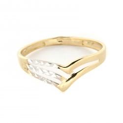 Zlatý prsten A-DC-630