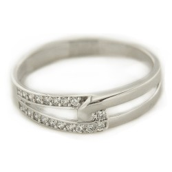 Zlatý prsten TYZ1299W