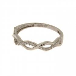 Zlatý prsten R125-962-1W