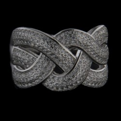 Stříbrný prsten R2021
