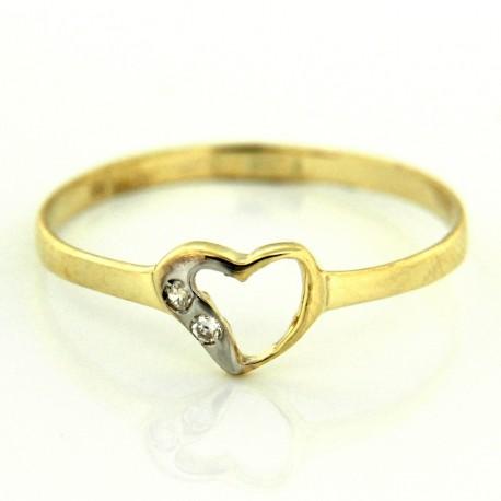 Zlatý prsten A-HF-67