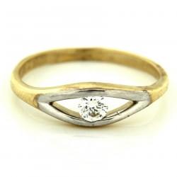 Zlatý prsten A-HF-205