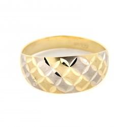 Zlatý prsten R10157-001
