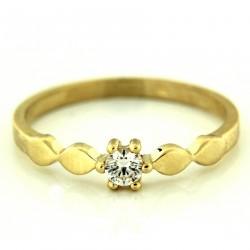 Zlatý prsten STR0054/1