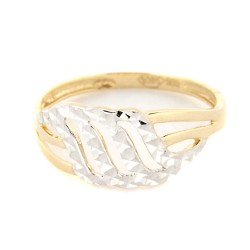 Zlatý prsten YUDC-20