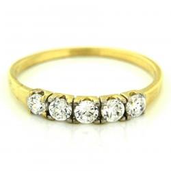 Zlatý prsten A-HF-31