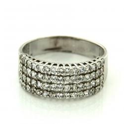 Zlatý prsten R93/W