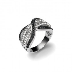 Stříbrný prsten Split - 7723