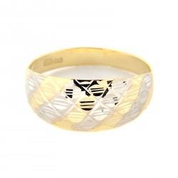 Zlatý prsten R10157-874