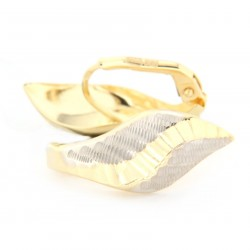 Zlaté náušnice E10340-006