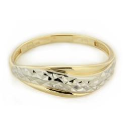 Zlatý prsten R25-2988