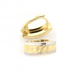 Zlaté náušnice E10333-1350