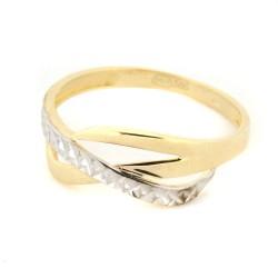 Zlatý prsten R25-3796