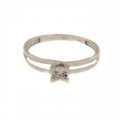 Zlatý prsten R125-965-1W