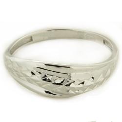 Zlatý prsten R25-2988-2W