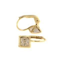 Zlaté náušnice E17-534-5