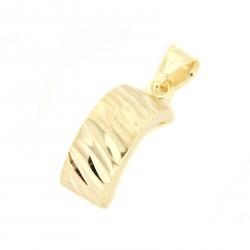 Zlatý přívěs P10331-1335