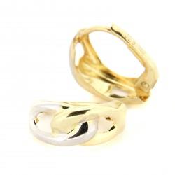 Zlaté náušnice E10068-053-1