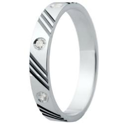 Snubní prsteny kolekce ELISKA-28