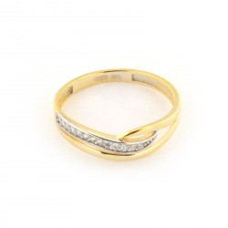 Zlatý prsten AZR2034