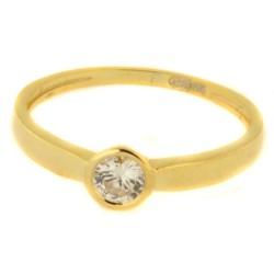 Zlatý prsten NZALM48