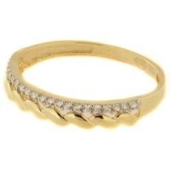 Zlatý prsten AZR874