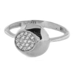Zlatý prsten KMR843W