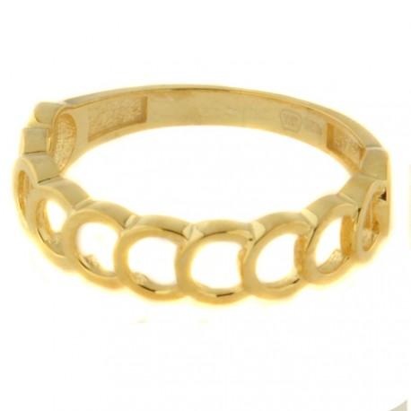 Zlatý prsten MLKR42