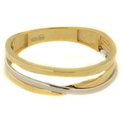 Zlatý prsten MLKALM100