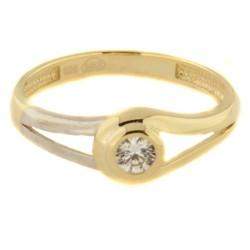Zlatý prsten AZR2344