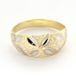 Zlatý prsten R10157-1161