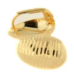 Zlaté náušnice E10409-090