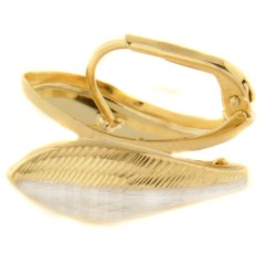 Zlaté náušnice E10367-997