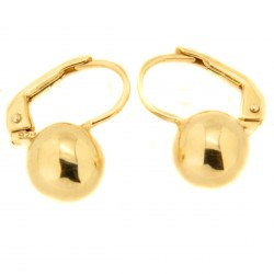 Zlaté náušnice E103508-01-11